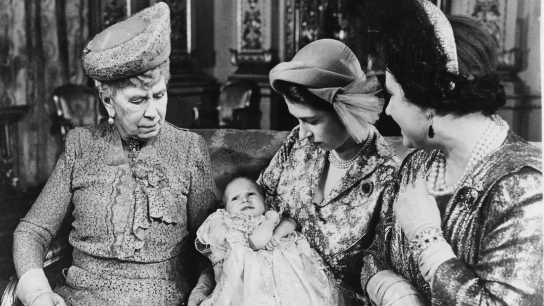 The 40 Most Popular British Royal Baby Names of the Past 100 Years