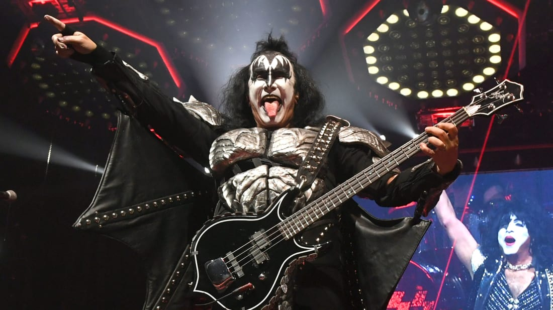 The Band KISS Misspelled Cincinnati and Locals Are Having a
