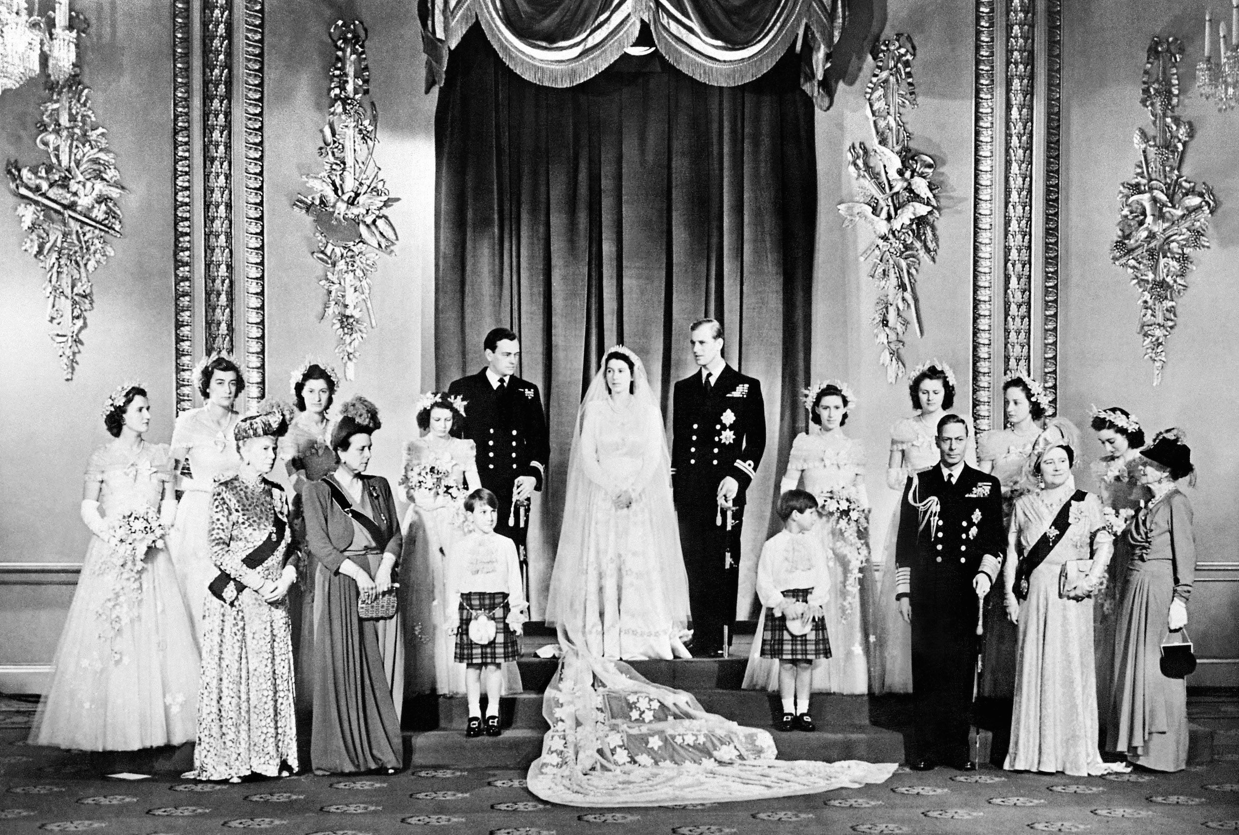 20 Facts About Queen Elizabeth II and Prince Philip's Wedding   Mental Floss