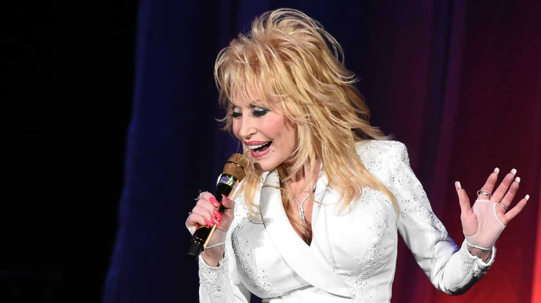 An Anthology Series Based on Dolly Parton's Songs Is Coming