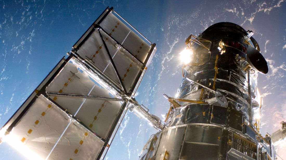 NASA, Getty Images