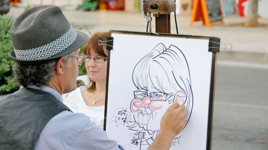 15 Secrets of Caricature Artists | Mental Floss