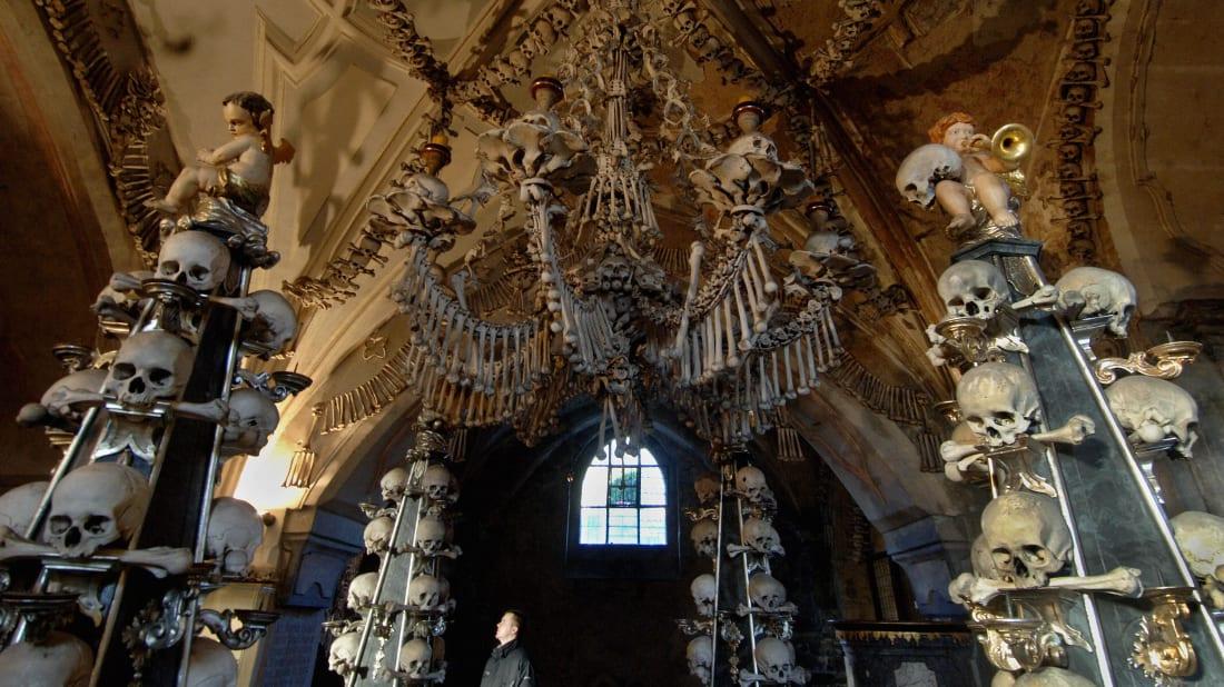 Image result for bones church