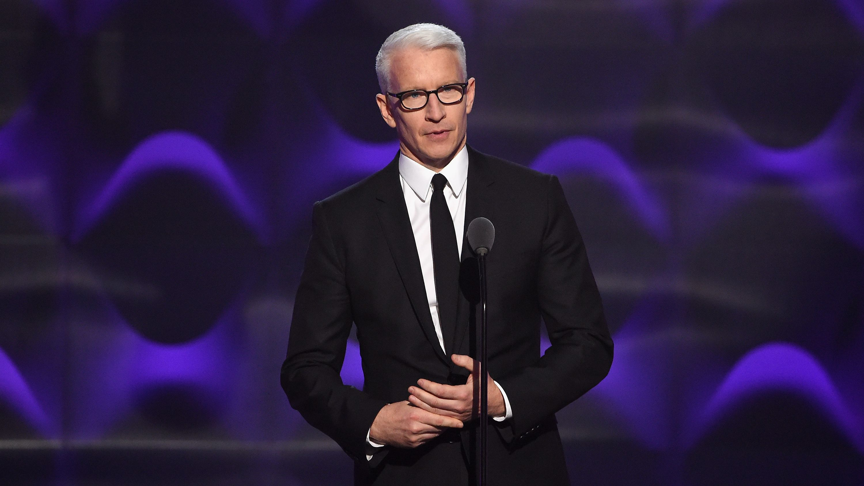 dce78bab6 11 Things You Might Not Know About Anderson Cooper