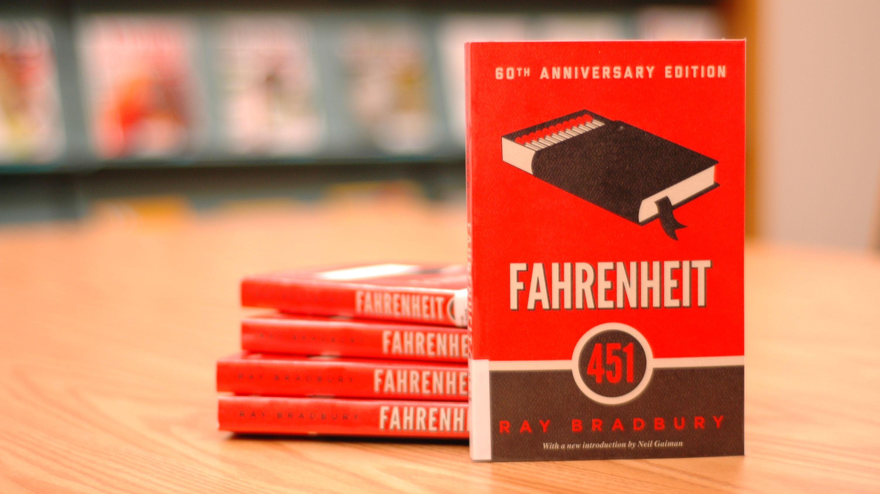 16 Surprising Facts About Ray Bradbury's Fahrenheit 451