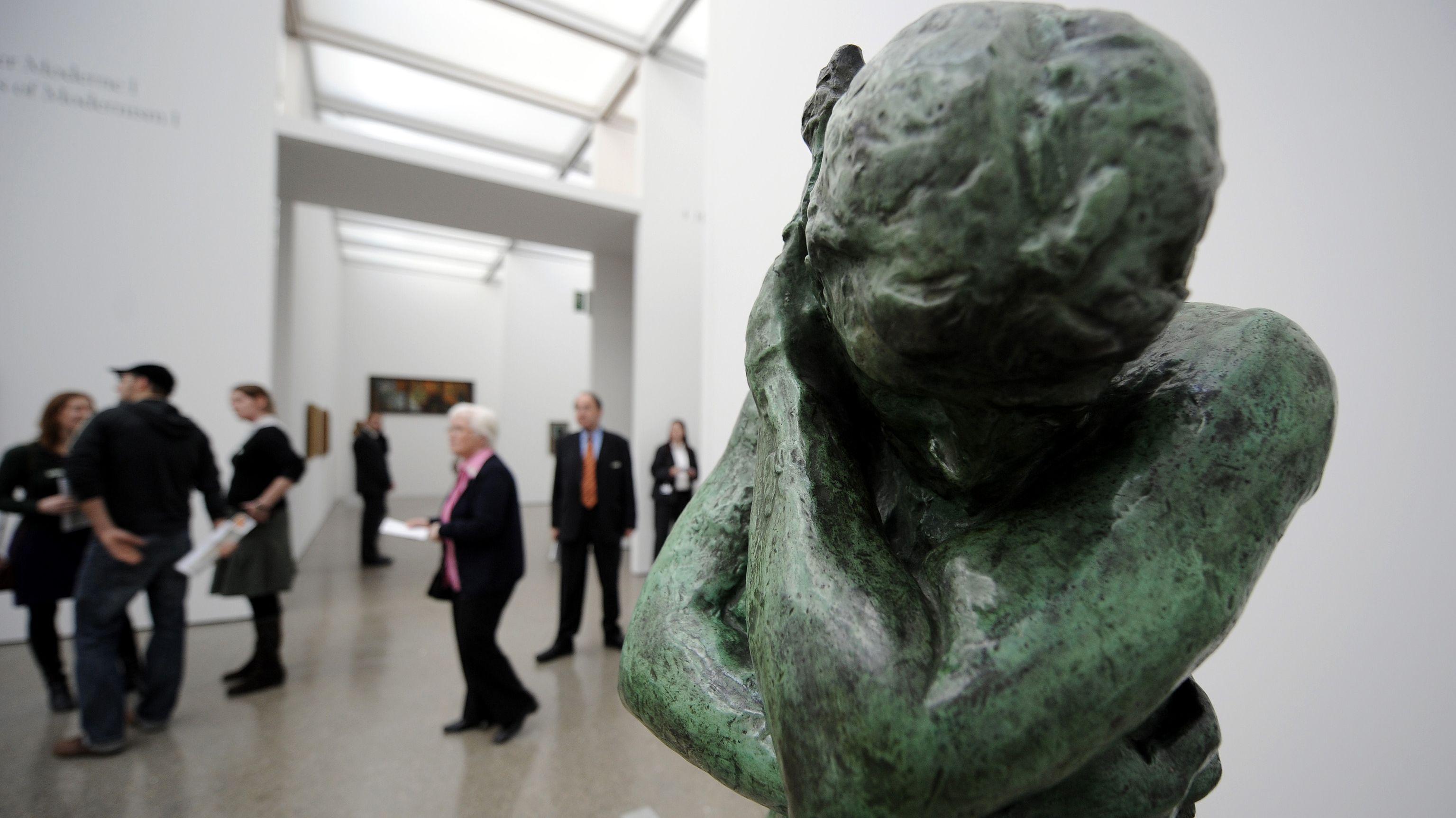 New Digital Art Project Is Bringing More Than 150,000 British Sculptures Online