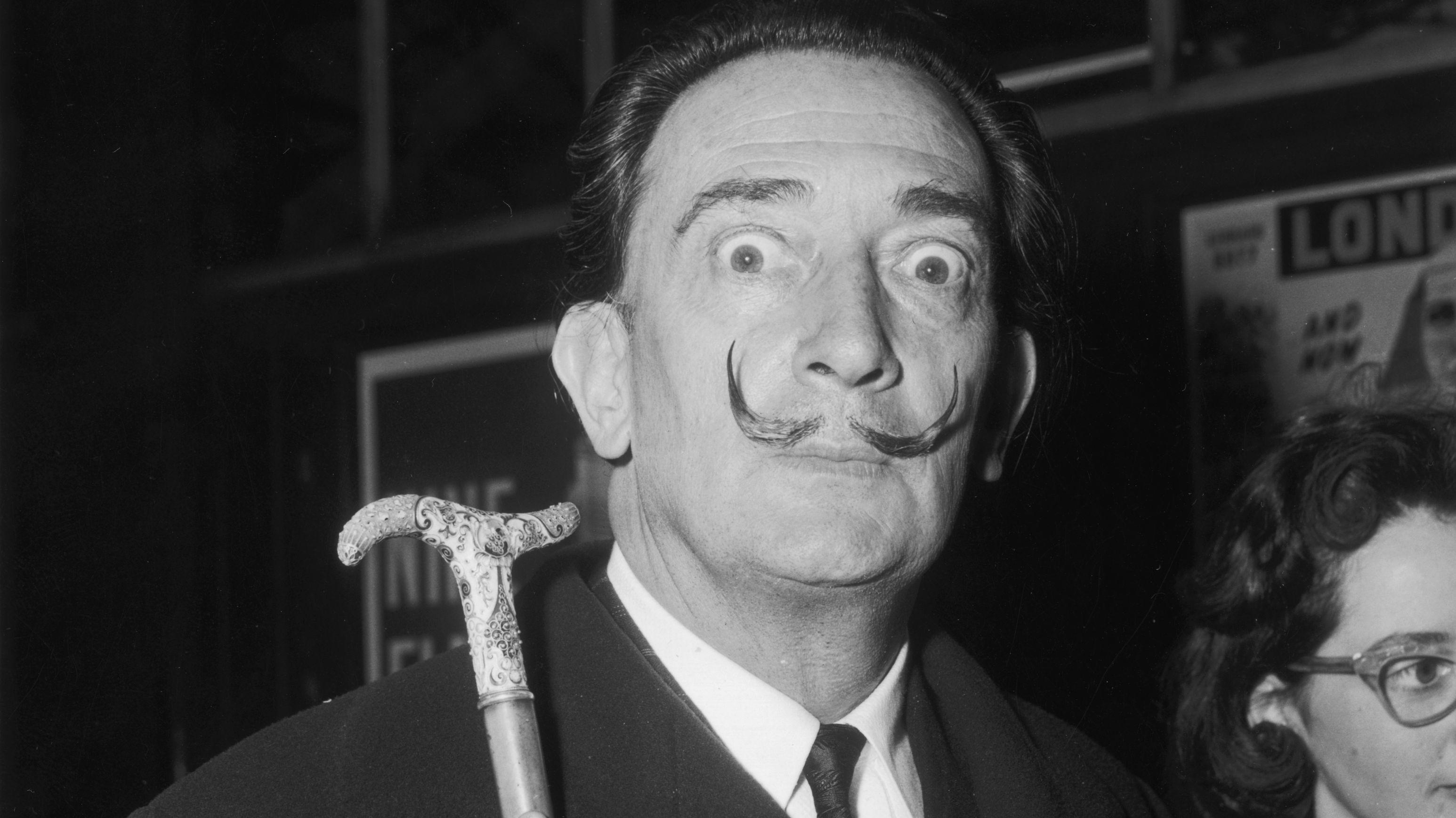Salvador Dalí Artist Facts   Mental Floss