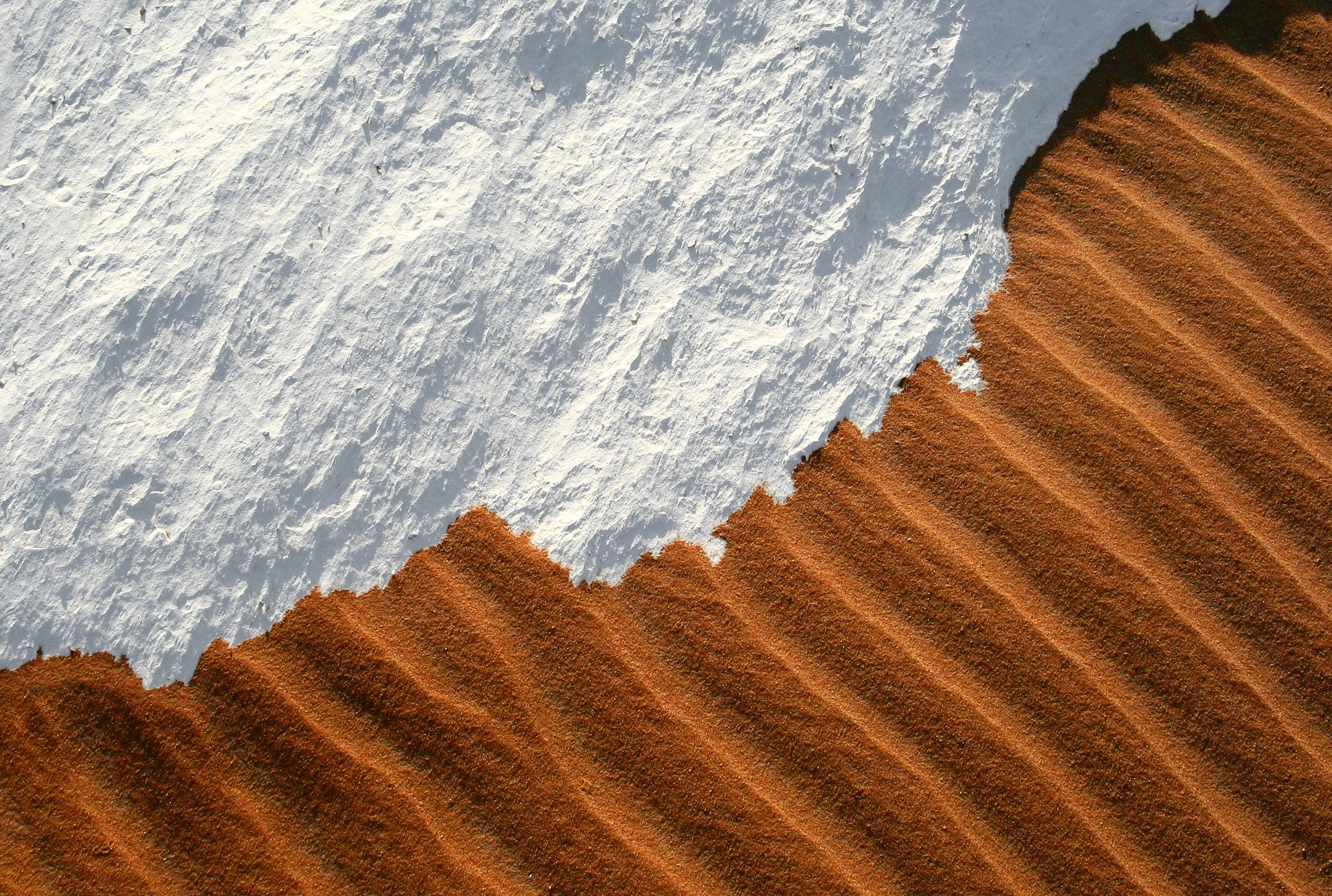 It Just Snowed In the Sahara Desert | Mental Floss