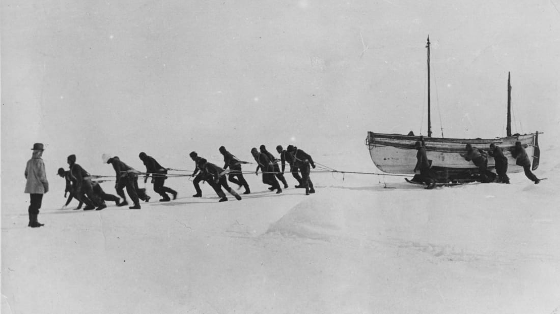 Imperial Trans-Antarctic Expedition, 1916