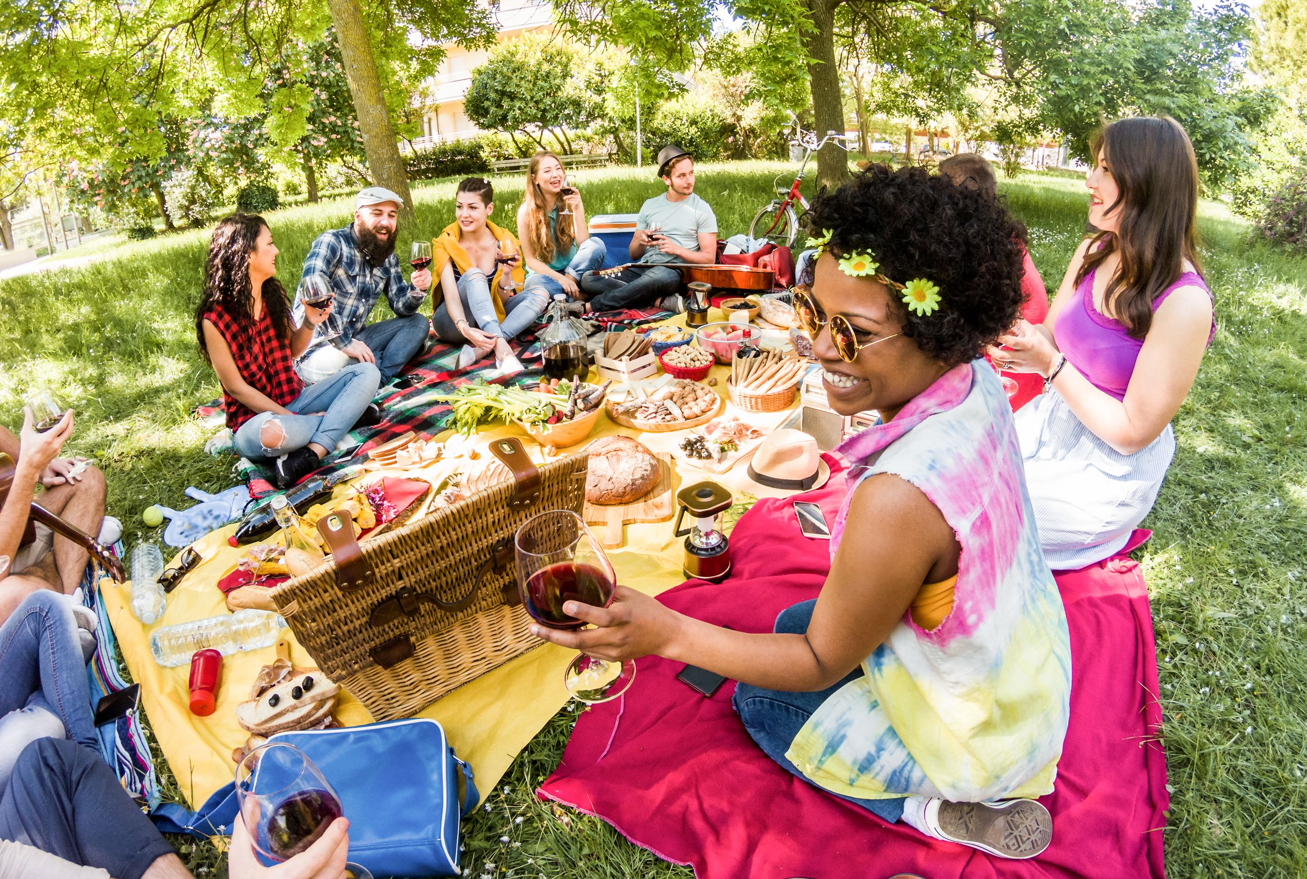 15 Essentials to Pack for Any Picnic | Mental Floss