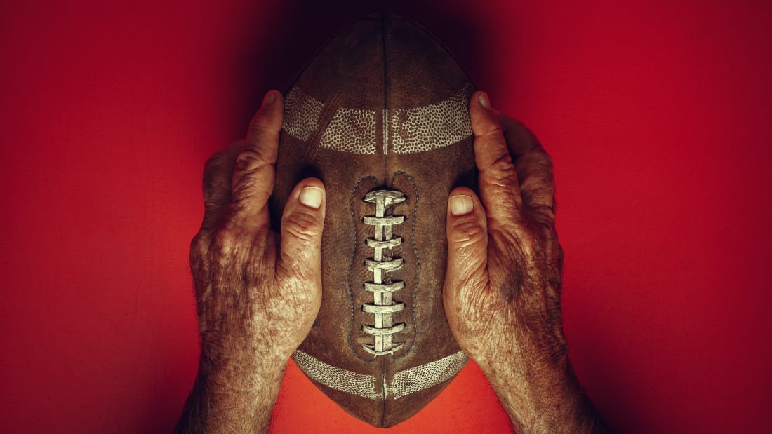 4 Old Men Who Played College Football | Mental Floss