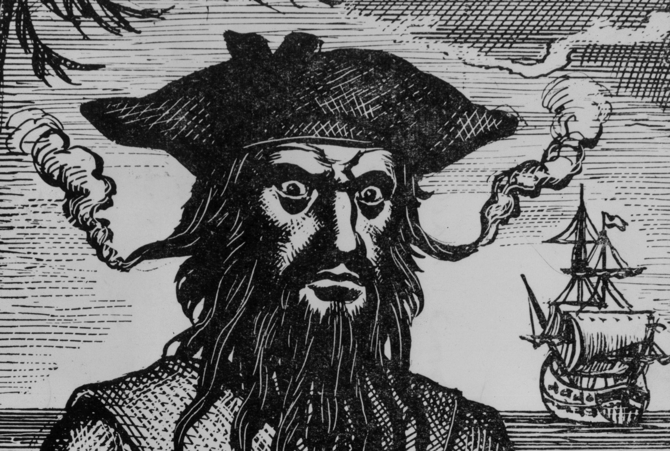 15 Facts About Blackbeard | Mental Floss