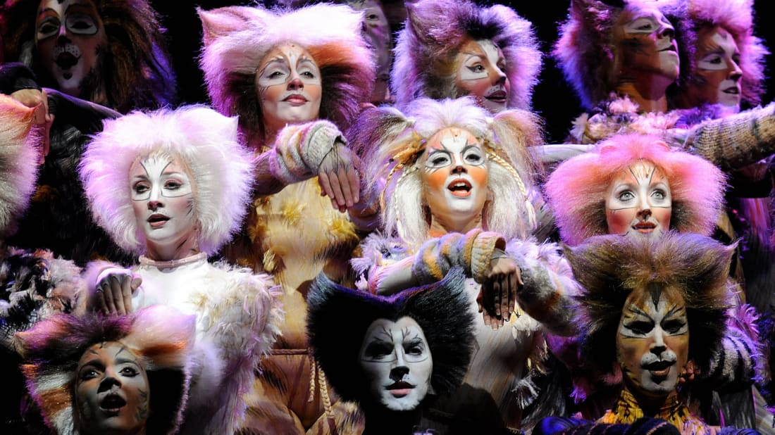 13 Memorable Facts About Cats the Musical | Mental Floss
