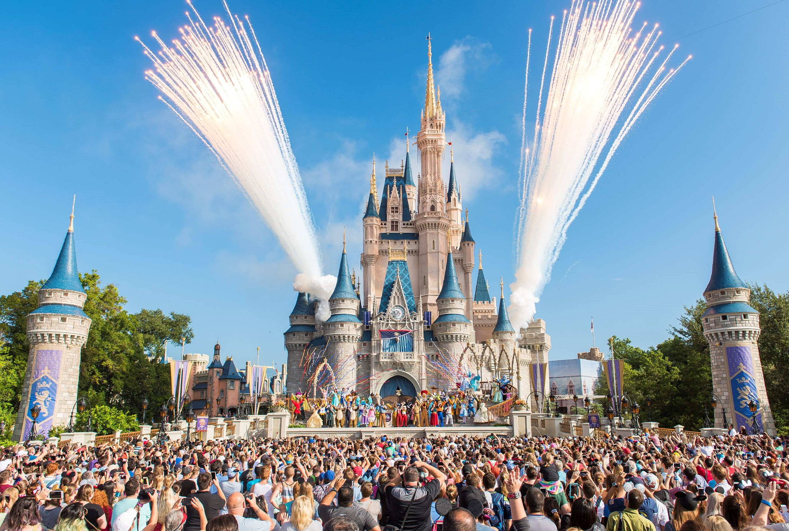 The Fascinating Reason Why There Are No Mosquitoes at Disney