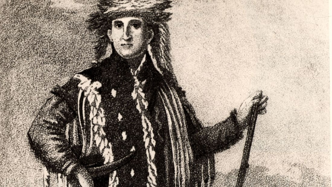 Caught in the Devil's Backbone: The Mysterious Death of Meriwether Lewis