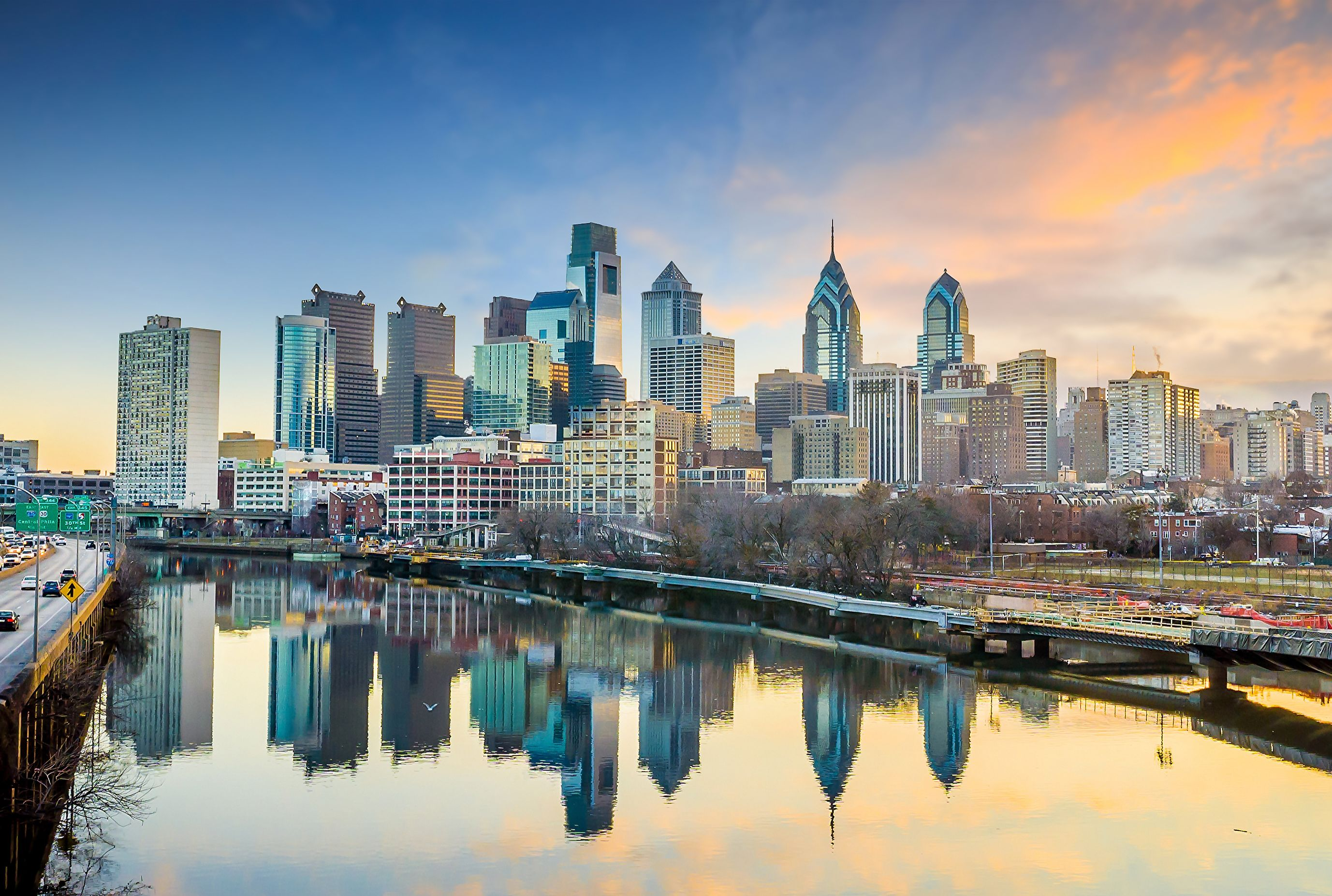How the Philadelphia Suburbs Got Their Names | Mental Floss