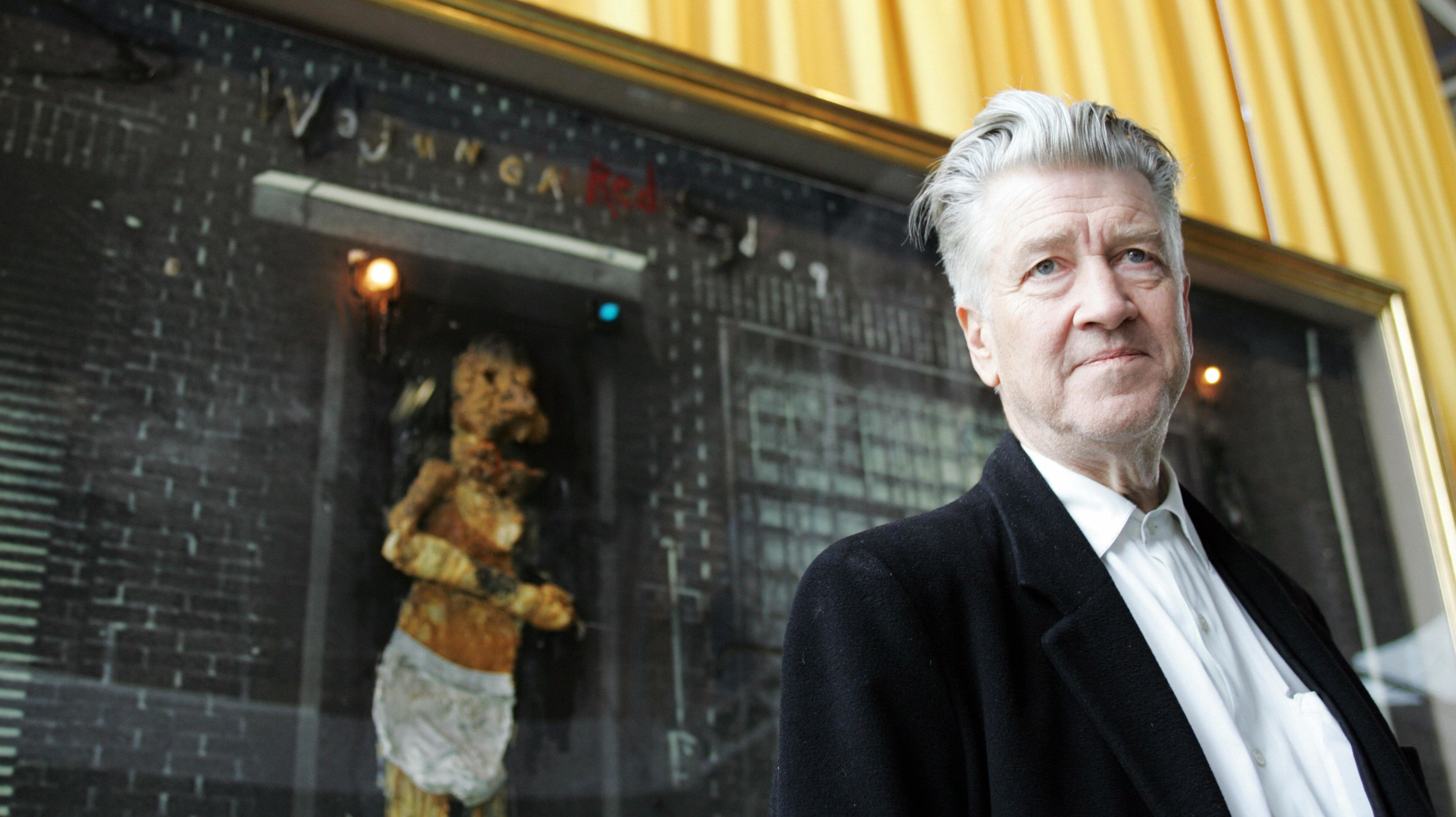 David Lynch's Amazon T-Shirt Shop is as Surreal as You'd Expect It to Be