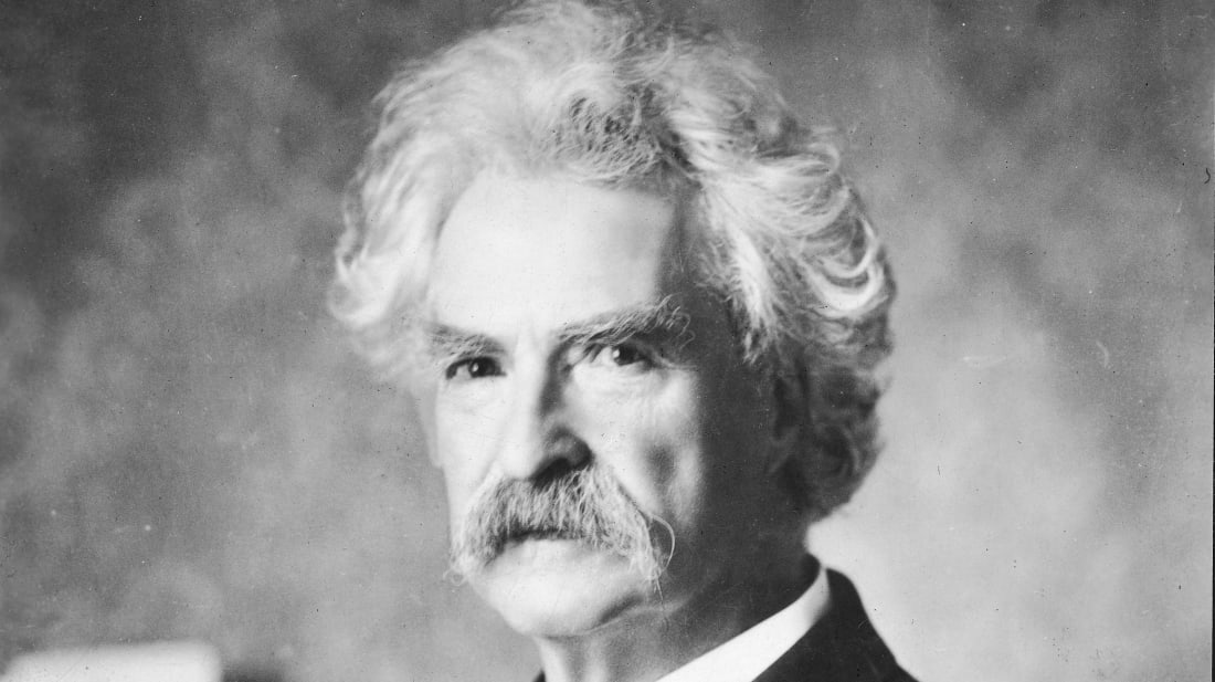11 Things You Might Not Know About Mark Twain | Mental Floss
