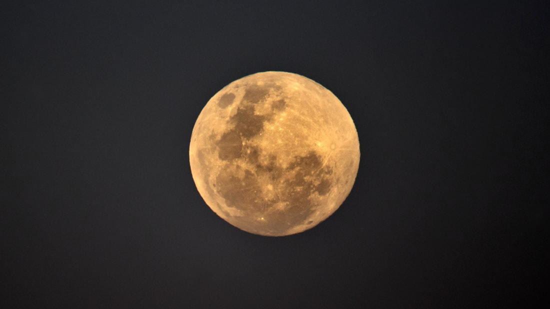 How to See the Full Sturgeon Moon on Thursday | Mental Floss