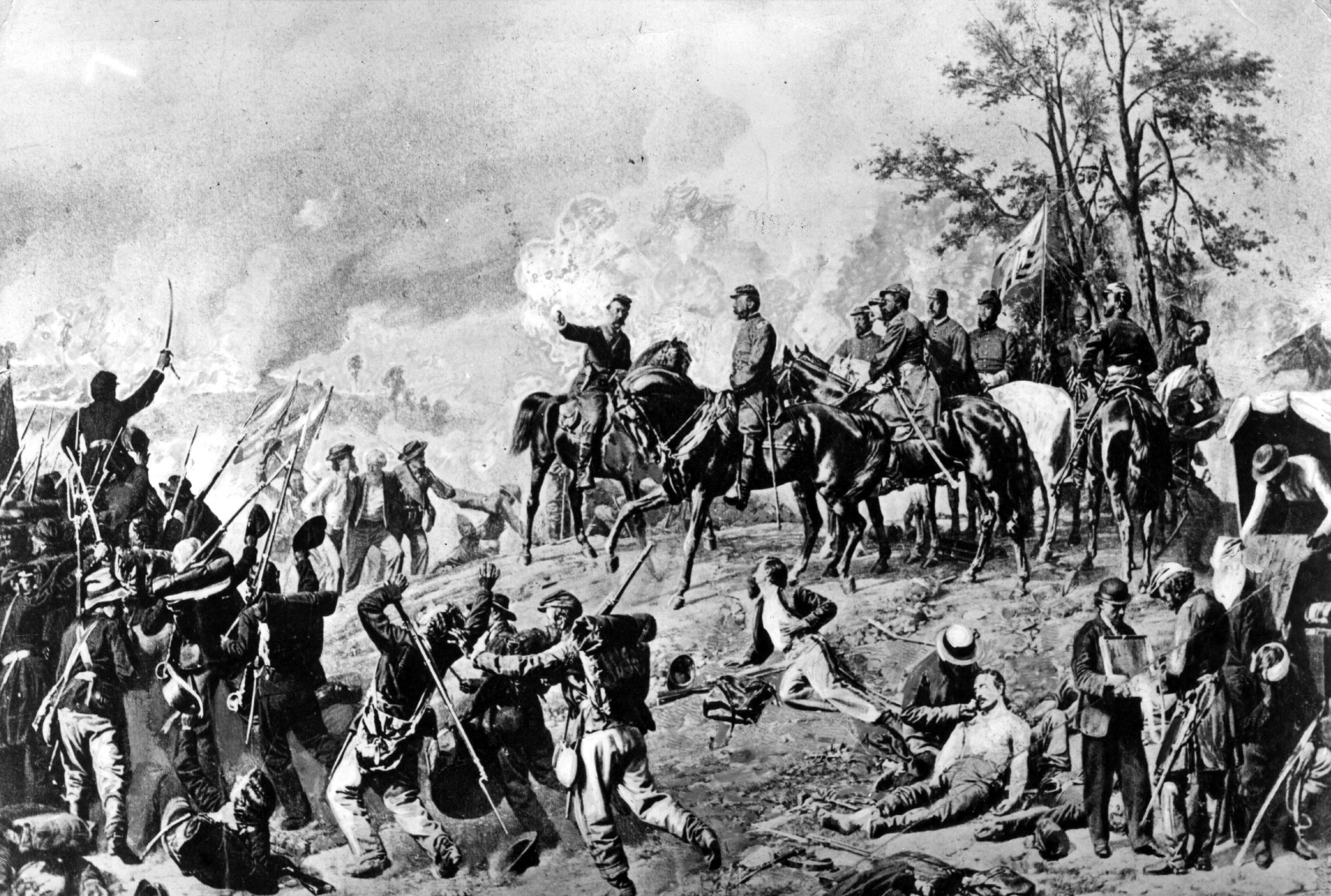 11 Facts About The Battle Of Gettysburg Mental Floss