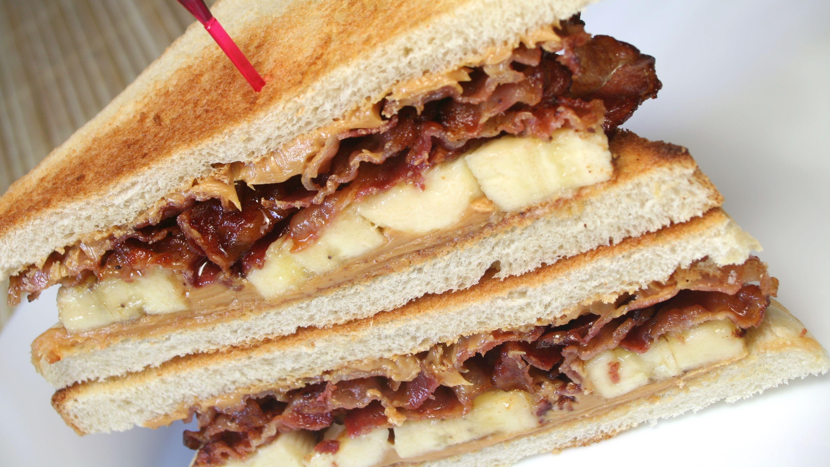 What Did Elvis Presley S Famous Peanut Butter Bacon Banana Sandwich Taste Like Try It For Yourself Mental Floss