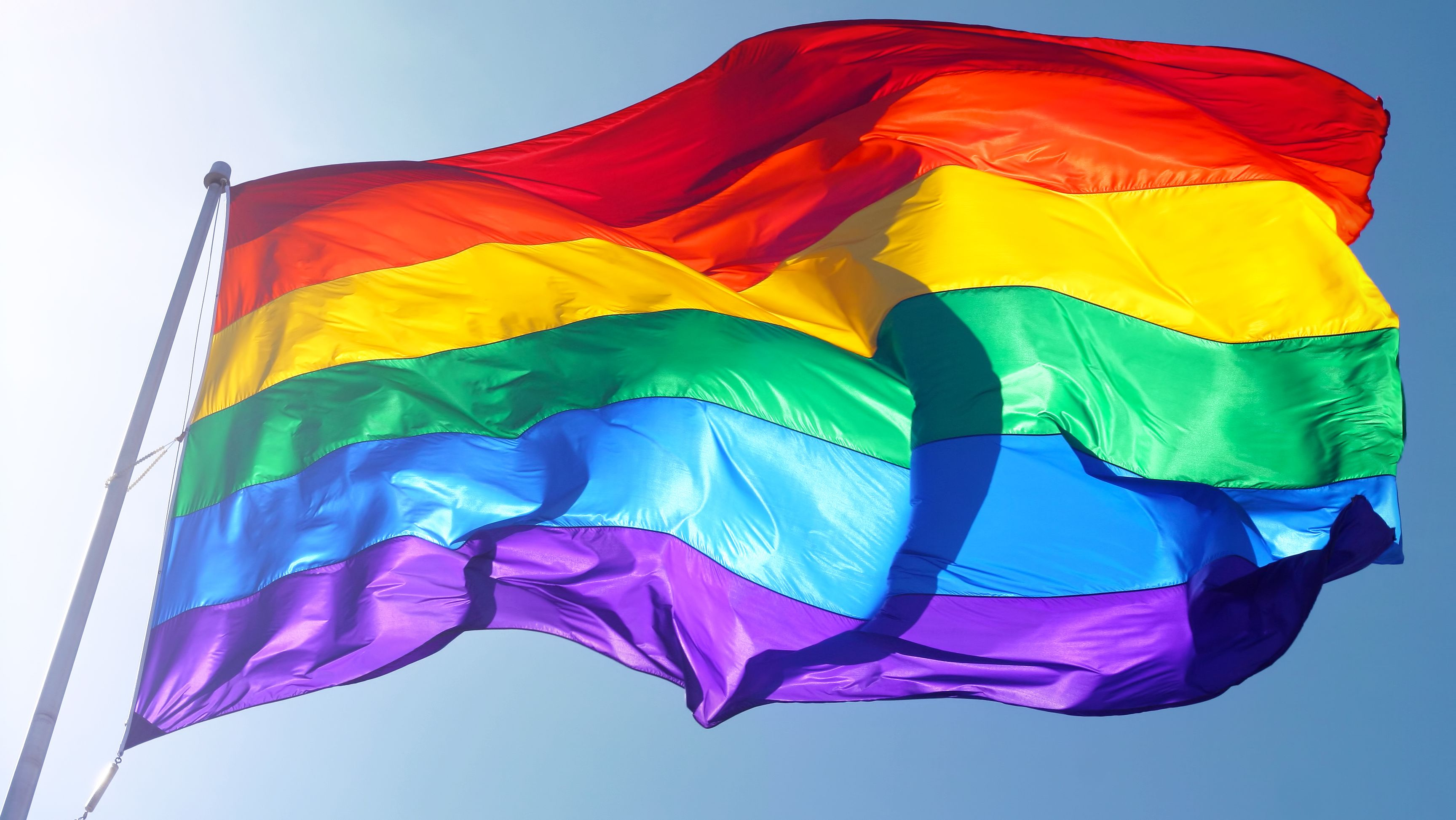 How the Rainbow Flag Became Associated With LGBTQ Rights   Mental Floss