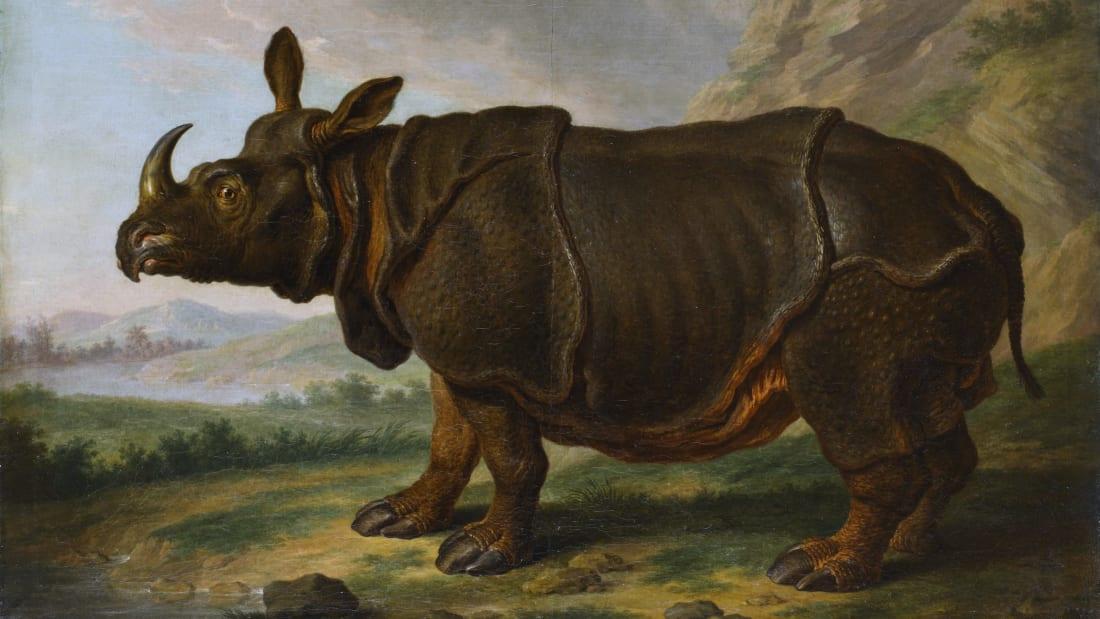 Johann Dietrich Findorff after Jean-Baptiste Oudry, Wikimedia // Public Domain