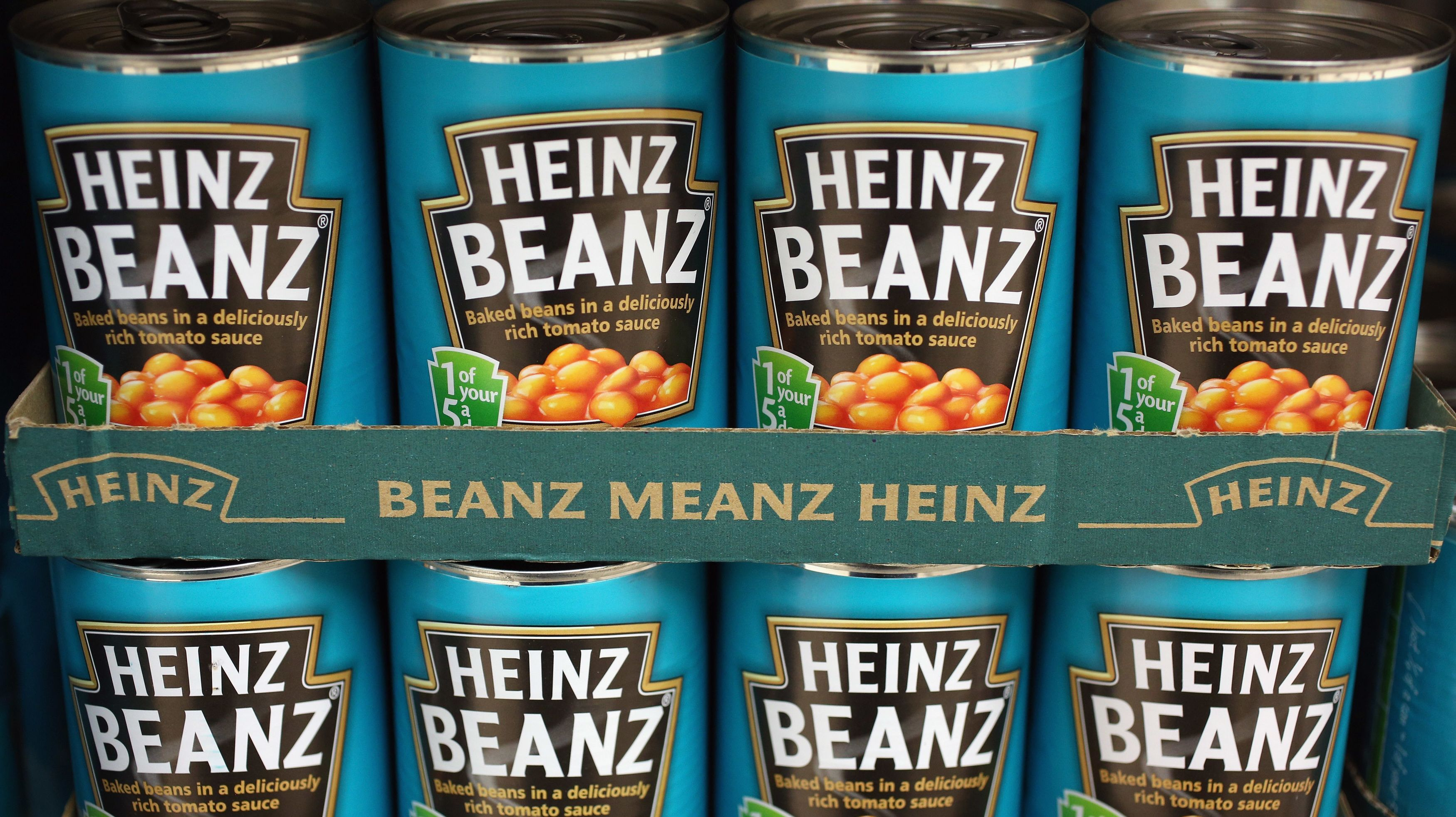 Man Opens Can of Beans, Finds Just One Bean