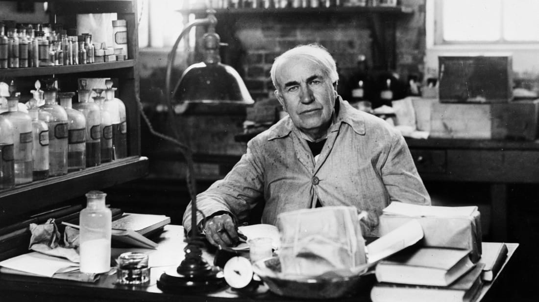 Are You Smart Enough to Pass Thomas Edison's Impossible Employment Test?