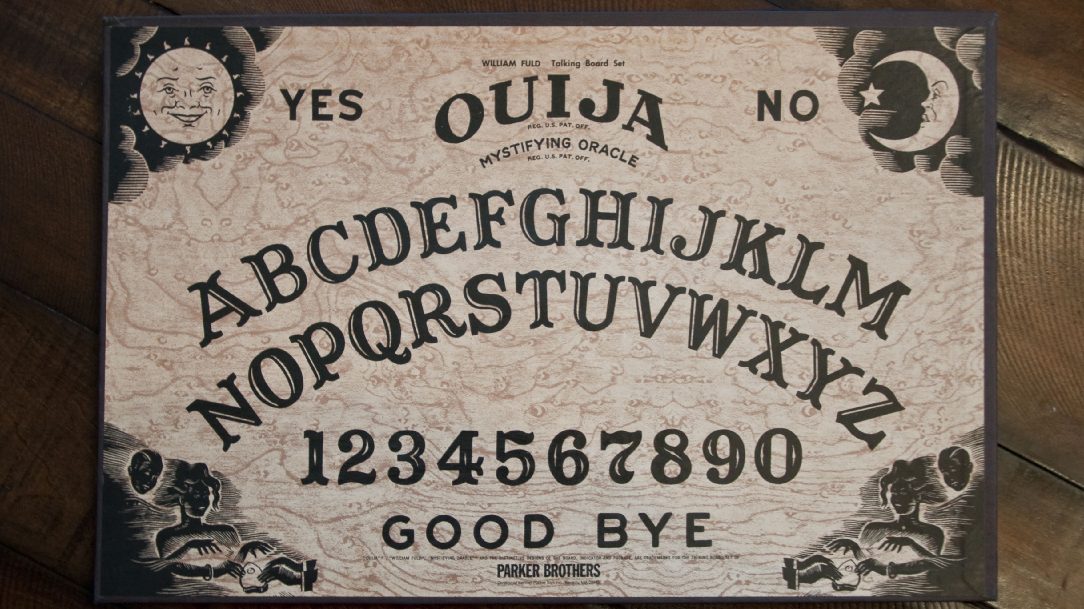 How Ouija Boards Went From Spiritualist Tool To Children S