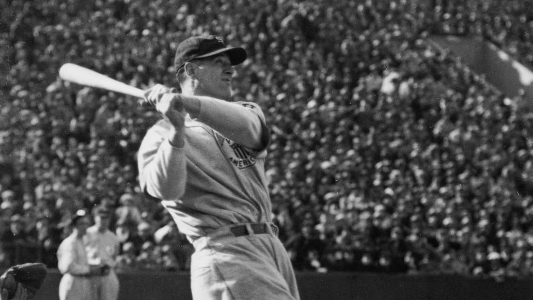 Lou Gehrig was a pitcher at Columbia University.