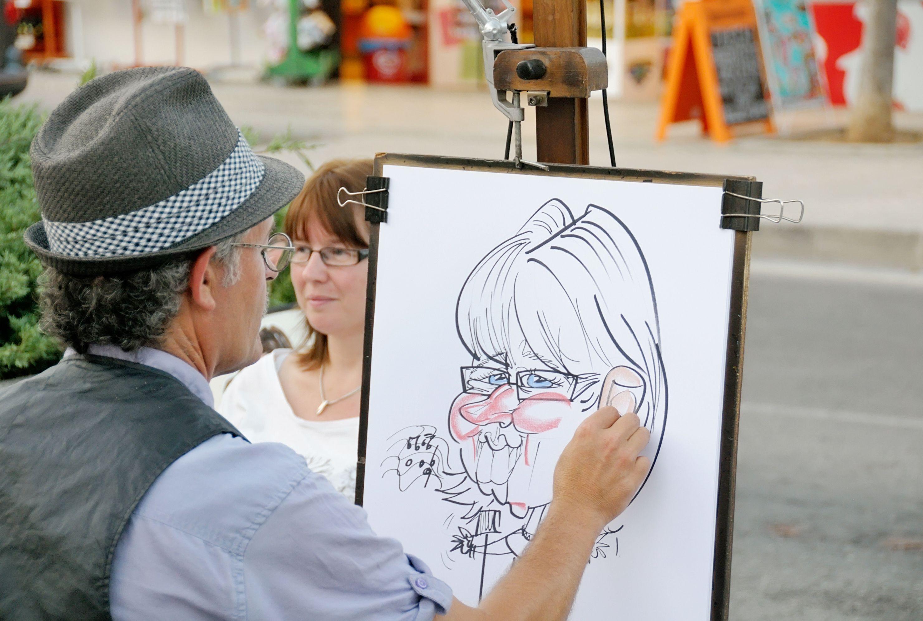 15 Secrets Of Caricature Artists Mental Floss