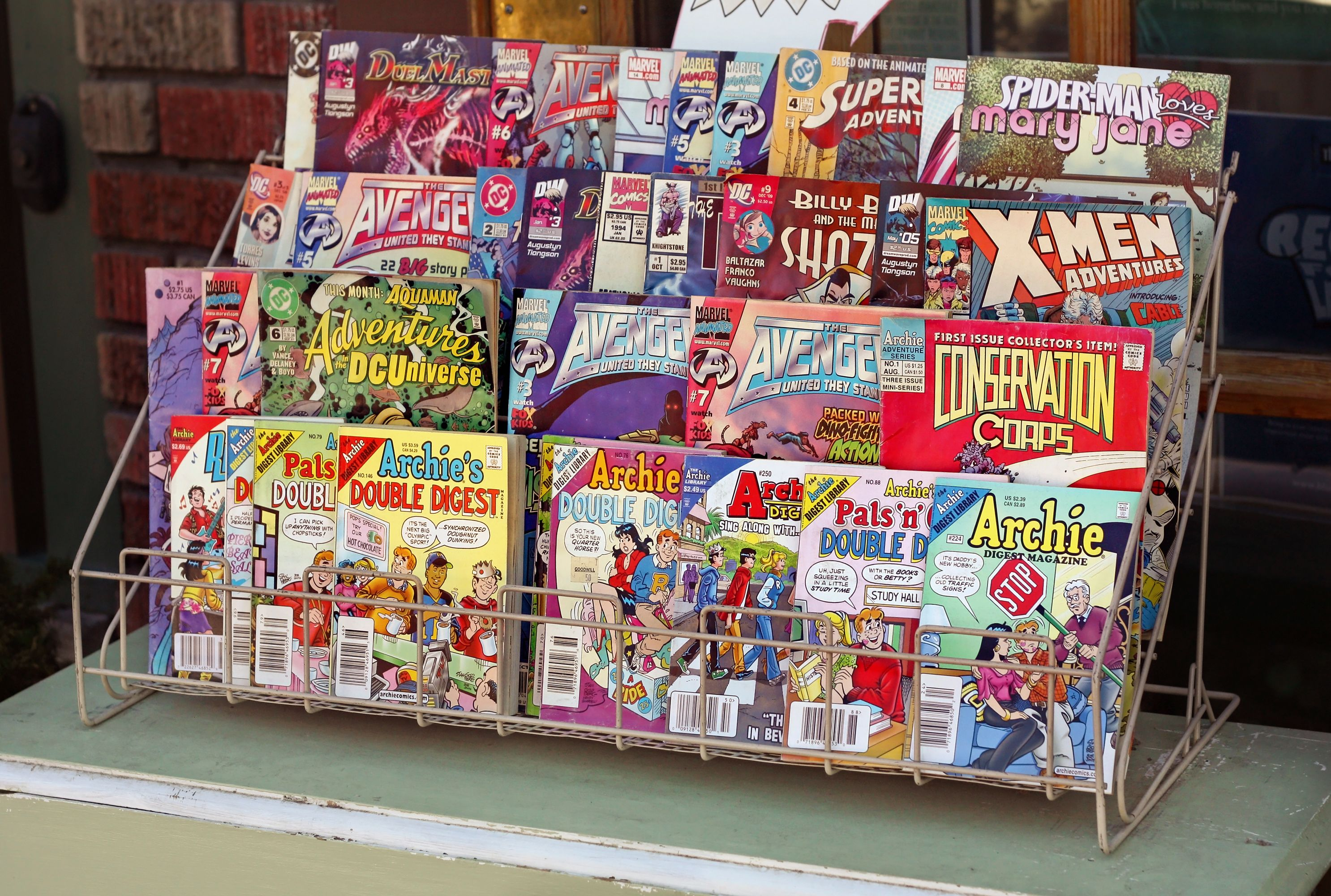 10 Rare Comic Books That Are Worth A Fortune Mental Floss