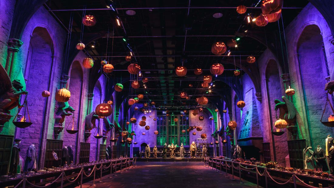 Warner Bros. Studio Tour London—The Making of Harry Potter