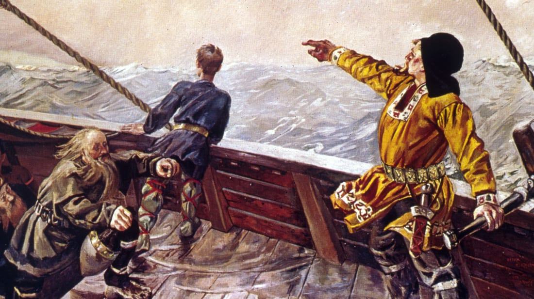 15 Facts About Leif Erikson | Mental Floss