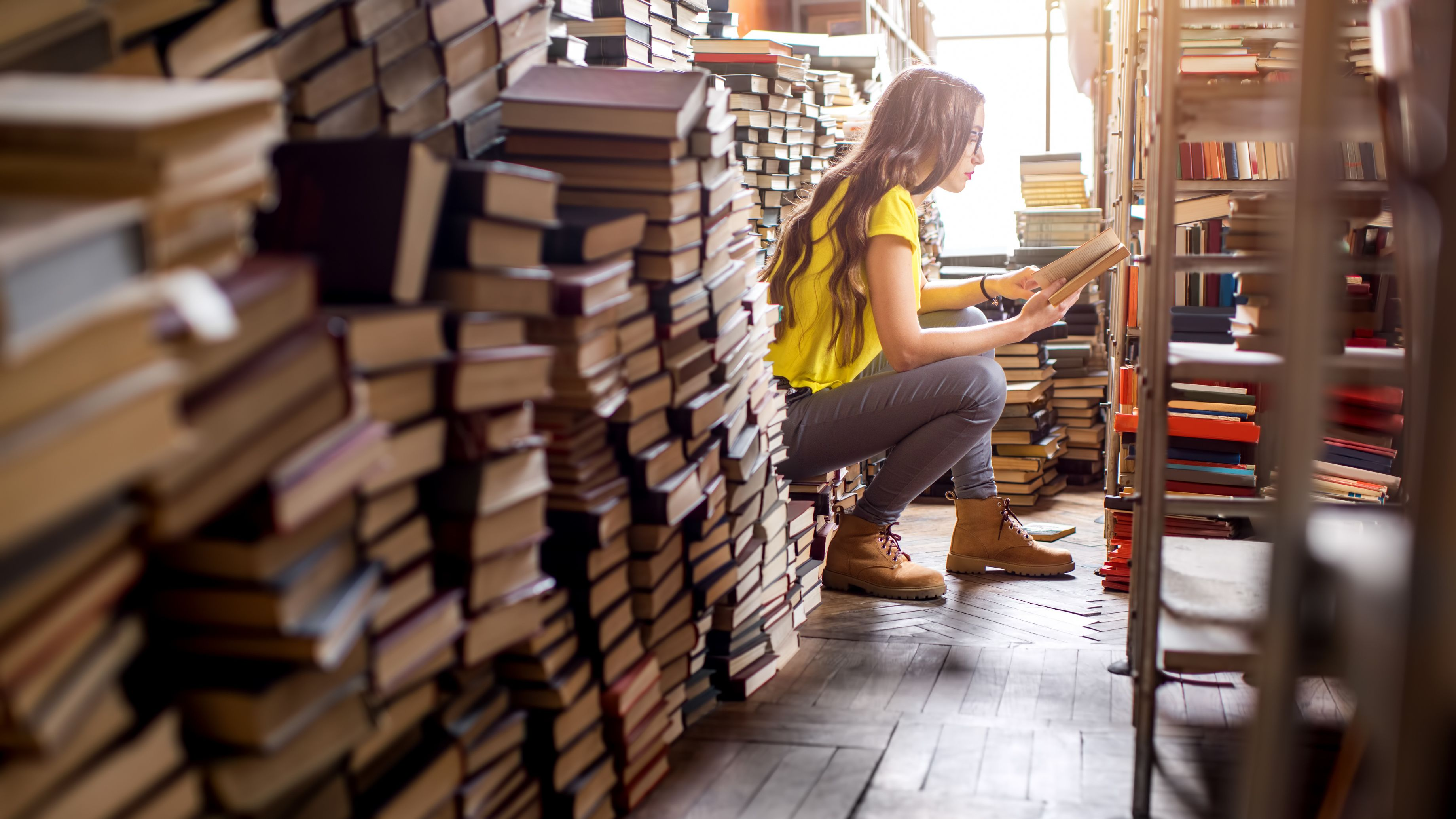 Buy Books and Never Read Them? There's a Japanese Word for That