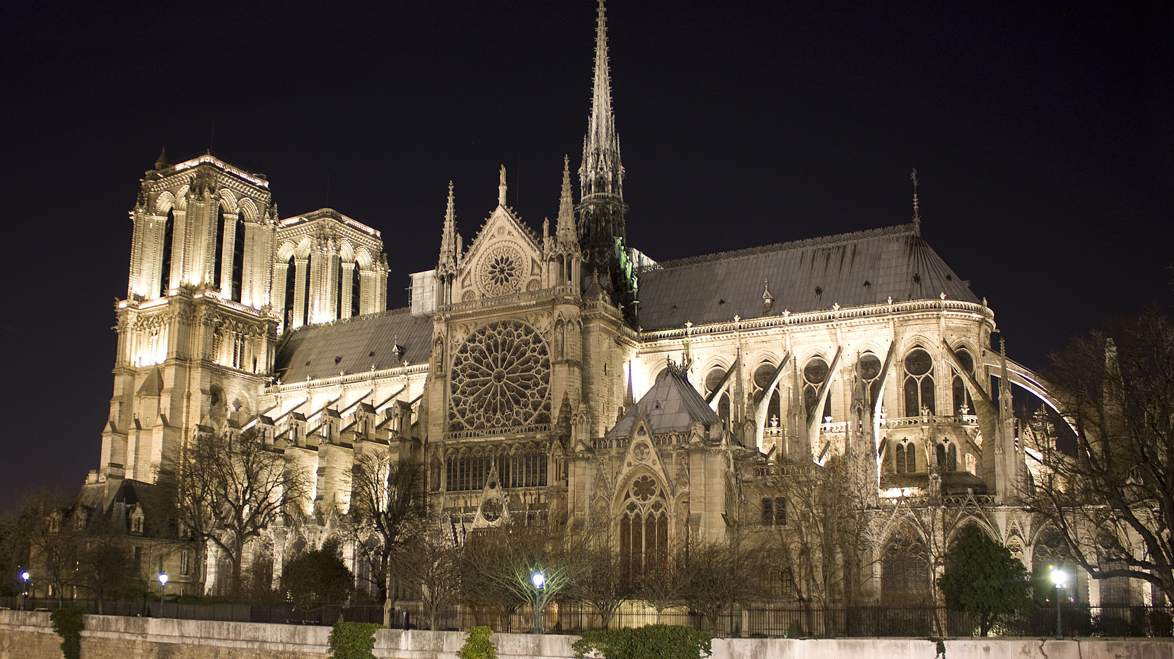 13 Facts About Notre Dame Cathedral Mental Floss