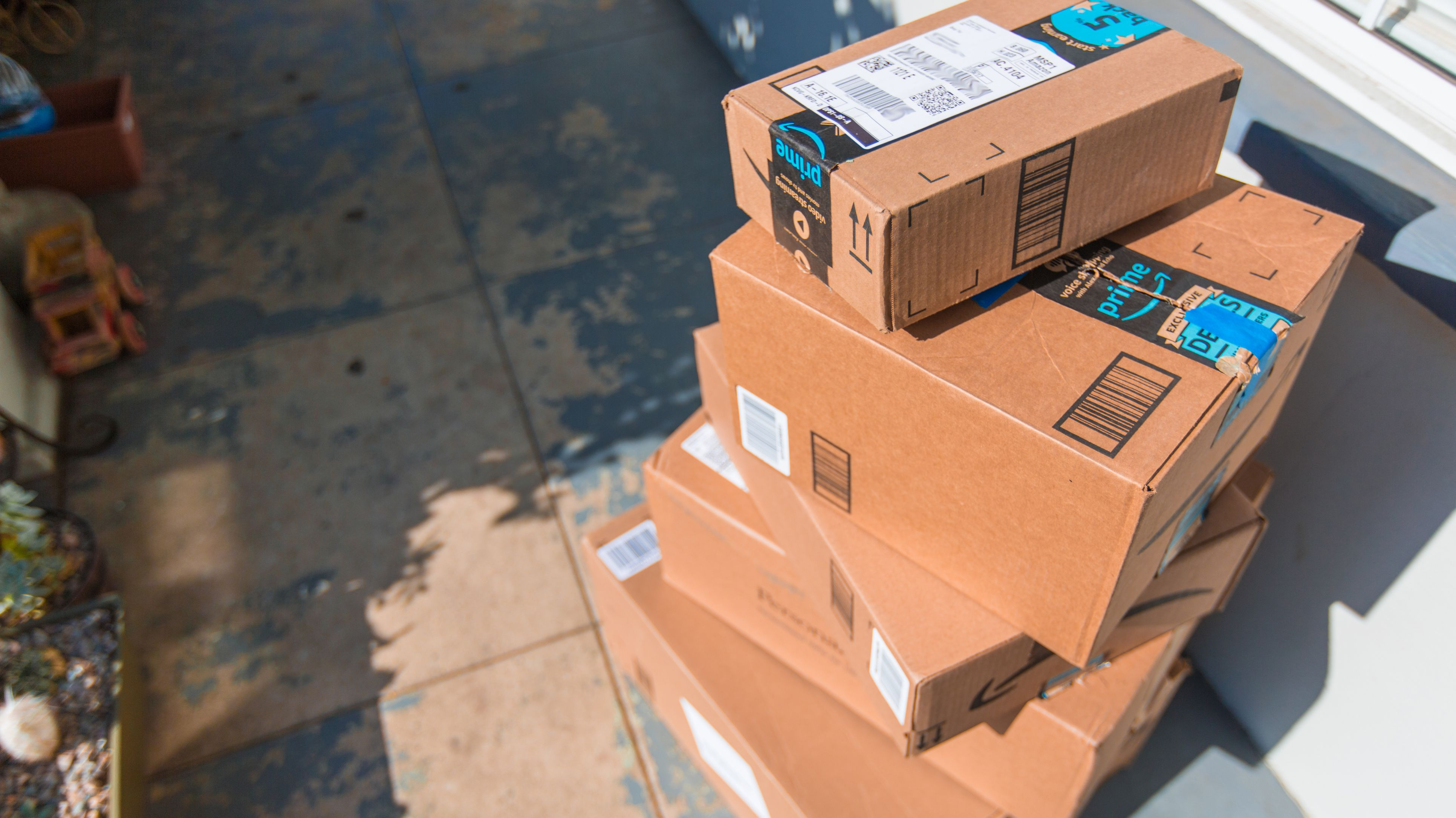 Beware of Amazon Packages You Didn't Order—It Could Be a Scam