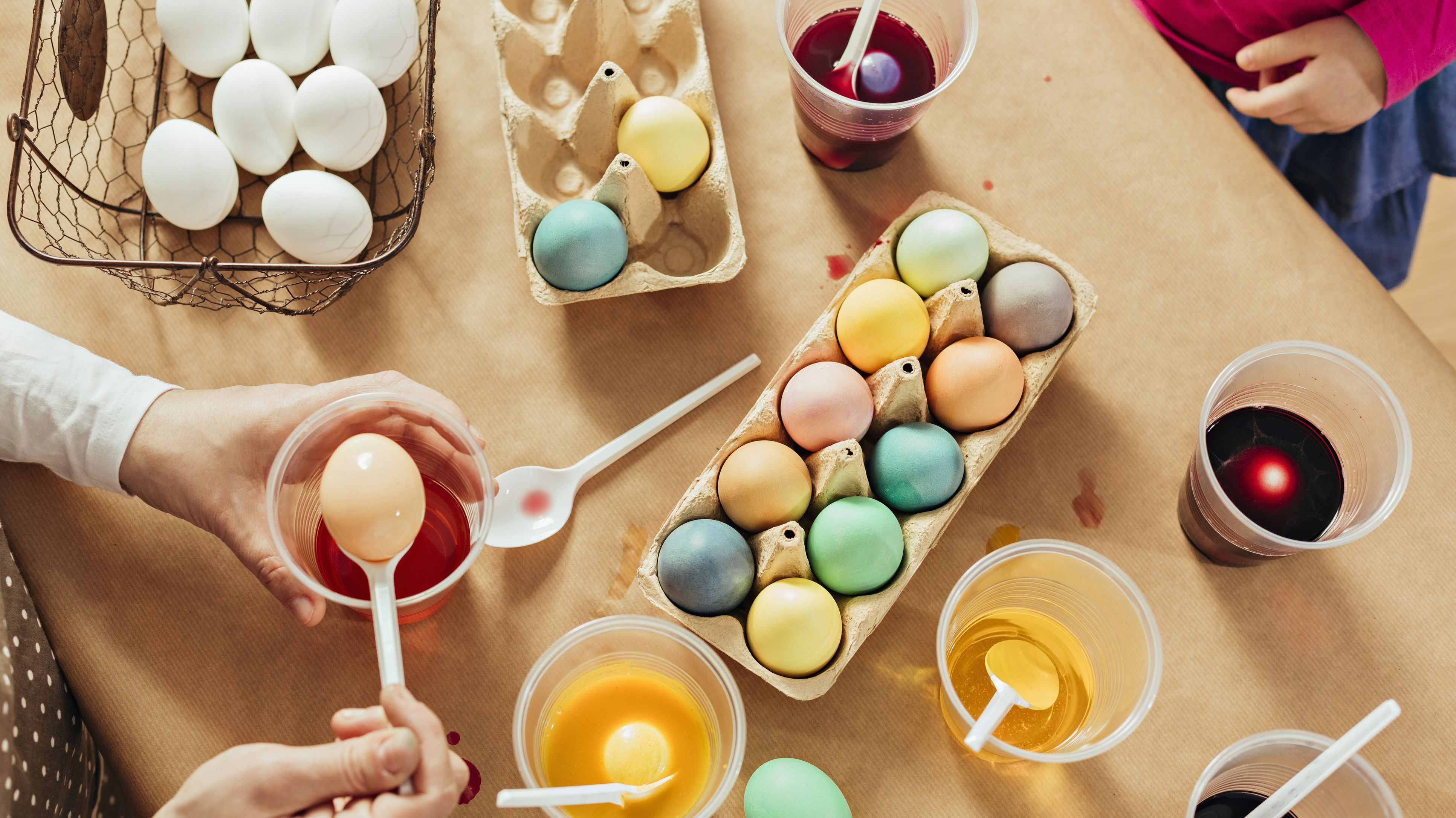 Easter Sunday Eggs Design Images Colorful Pictures Pics Hd