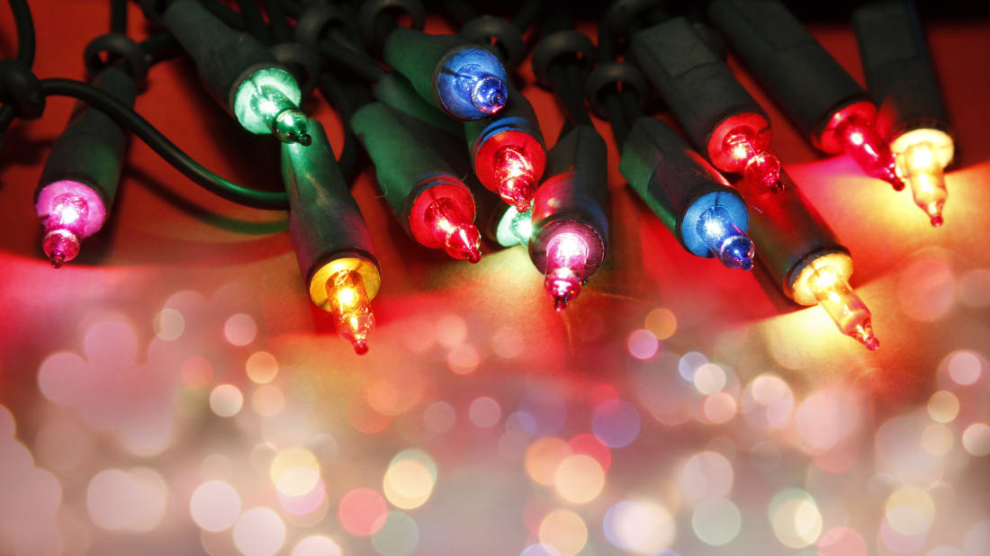 From Edison To Leds A Brief History Of Christmas Tree Lights
