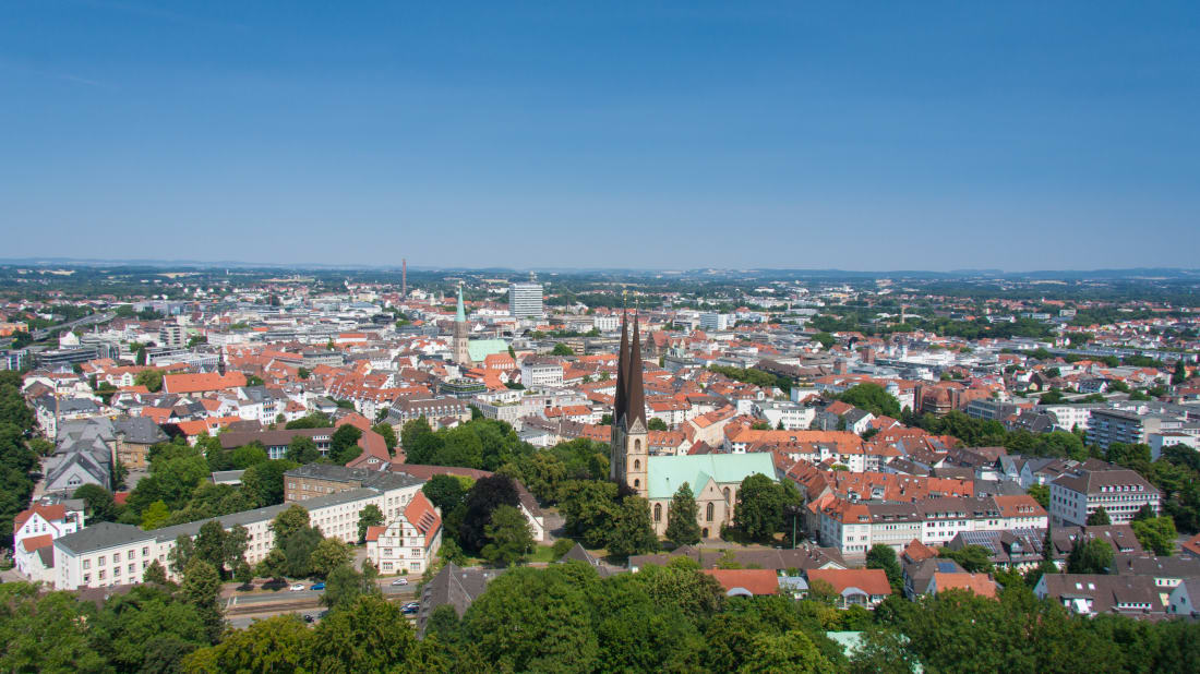 Bielefeld, Germany, Is Offering $1 1 Million If You Can