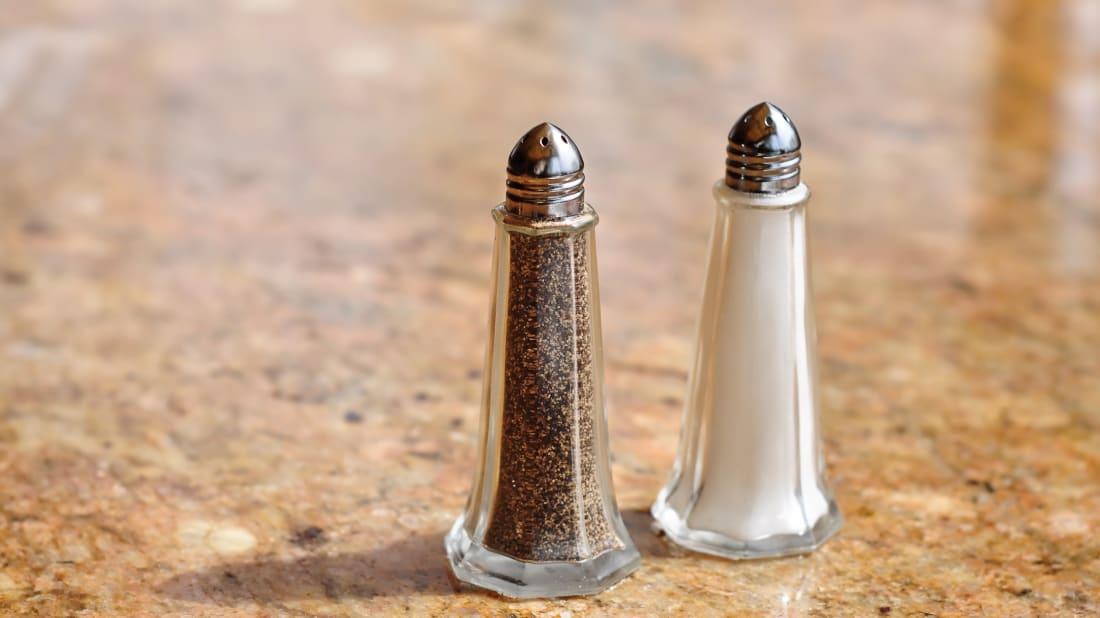 The Origins of Salt, Pepper &