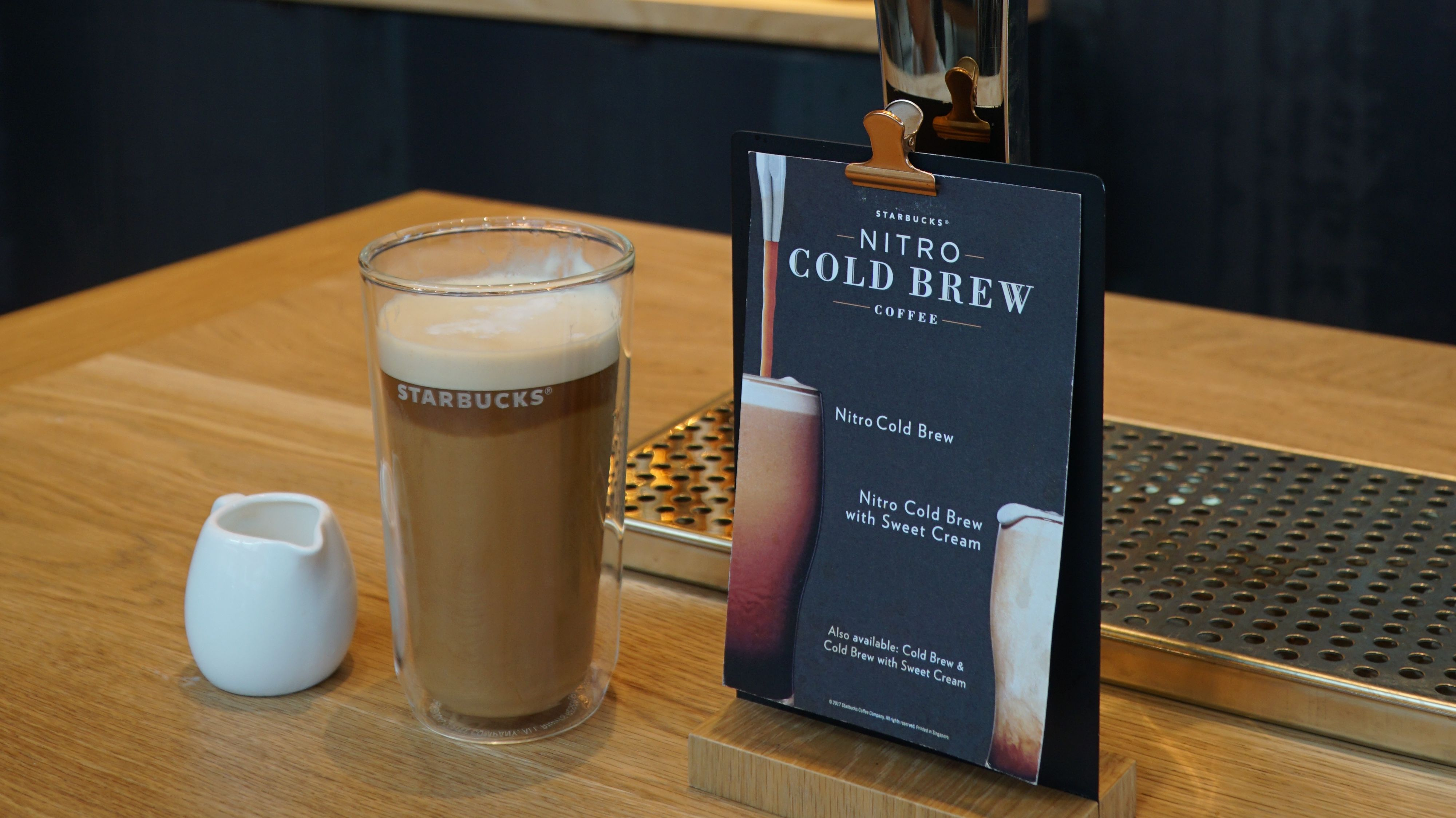 Starbucks Is Giving Away Free Cold Brew Coffee Today No