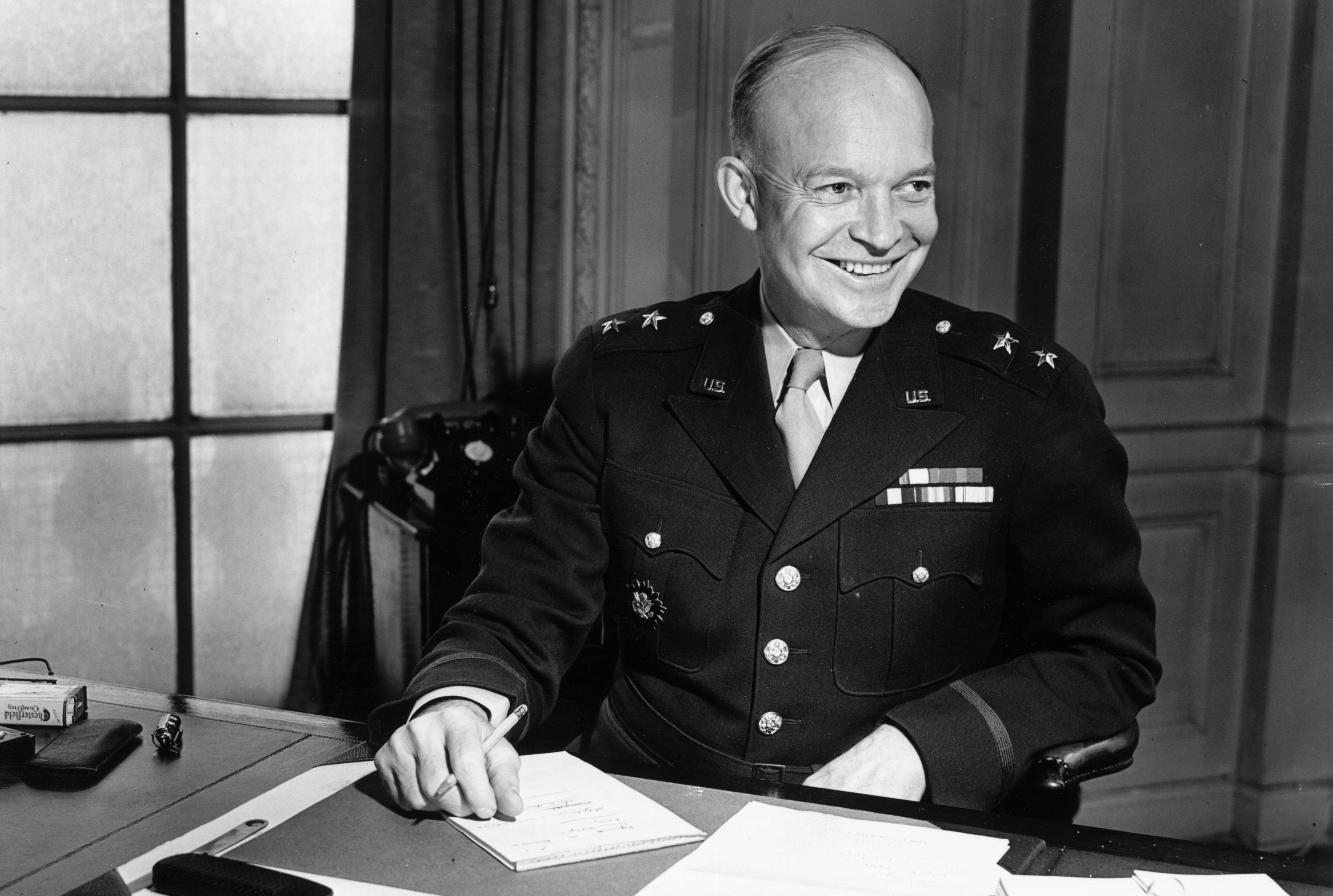 10 Facts About Dwight D Eisenhower Mental Floss
