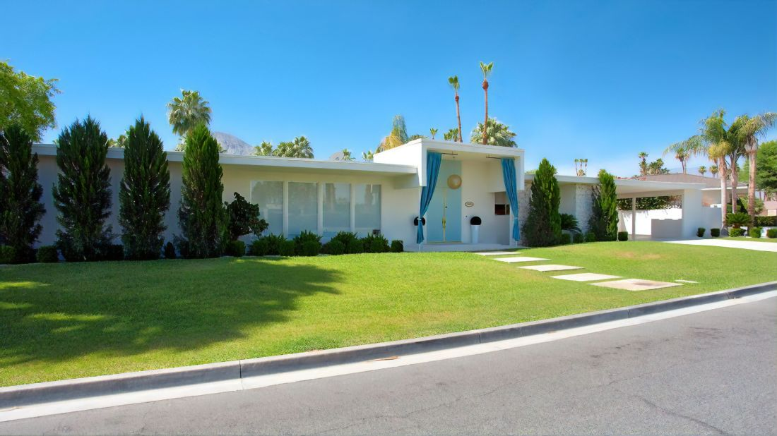 Lucille Ball's Former California Home Is Available For Rent