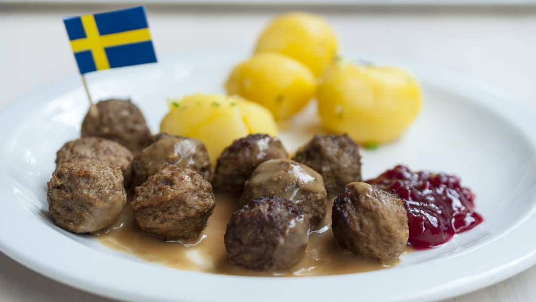 Swedish Meatballs Are Apparently A Lot Less Swedish Than We Thought Mental Floss