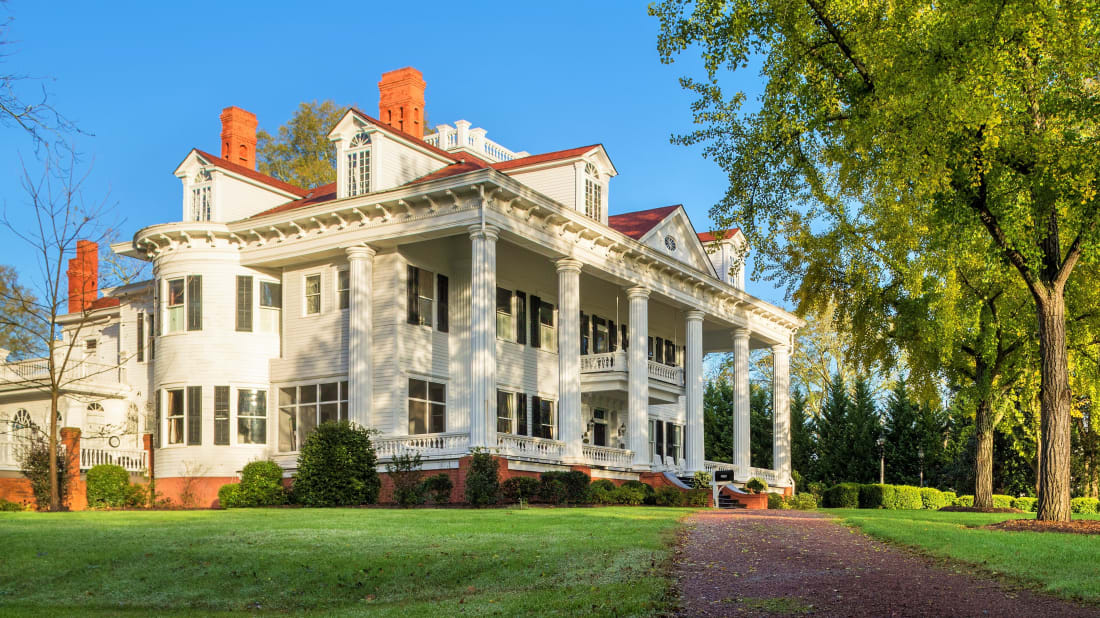 Ashley Wilkes's Mansion From Gone With the Wind Is For Sale