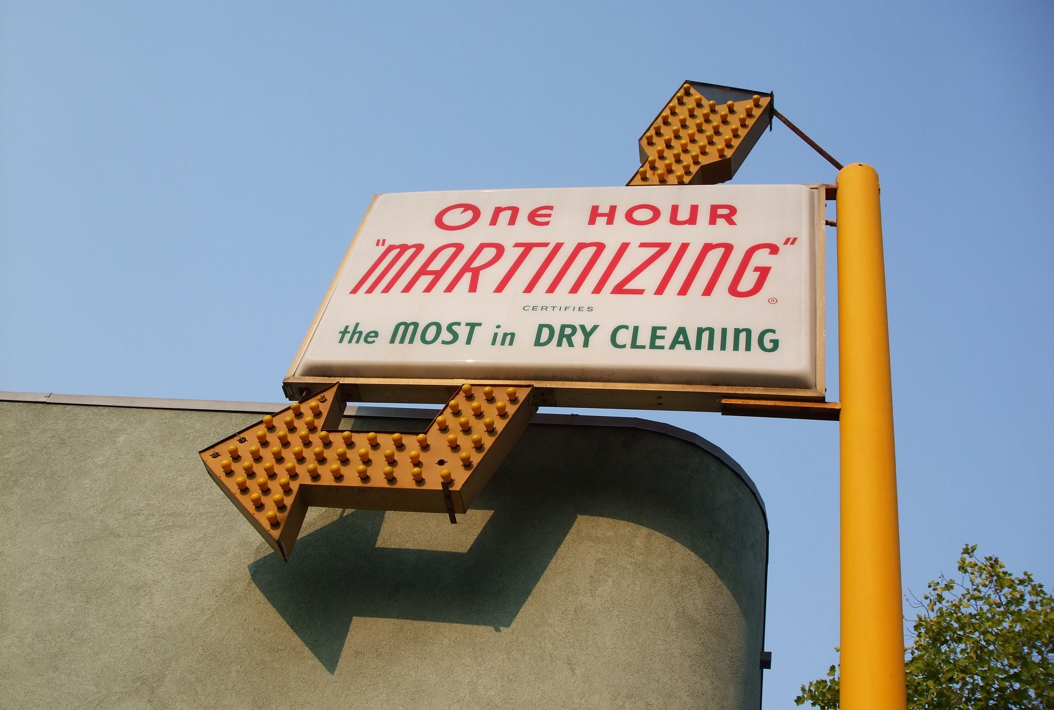 What Is One Hour Martinizing Mental Floss