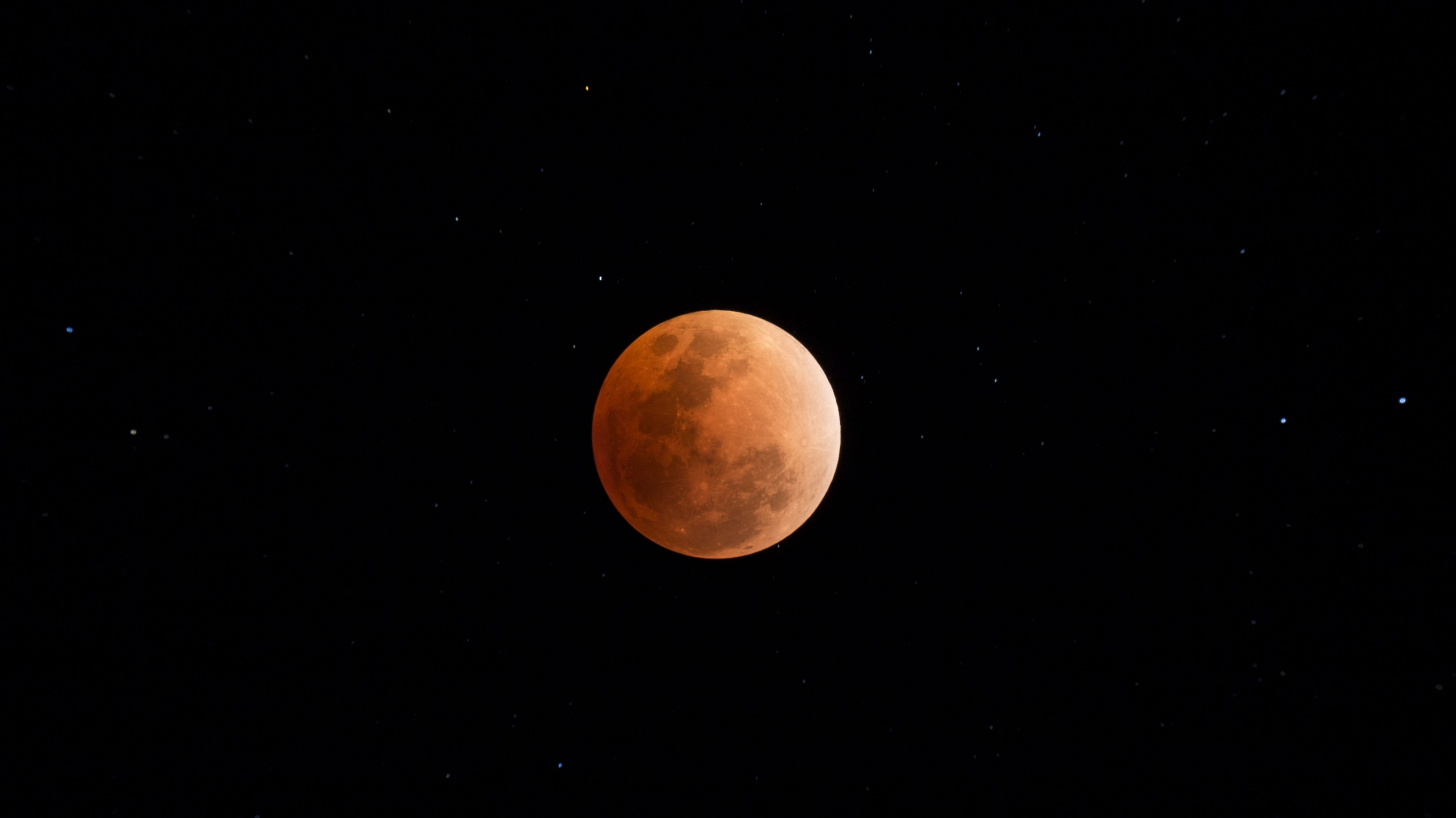 Here's Where to Watch NASA's Livestream of the Super Blue Blood Moon - Mental Floss