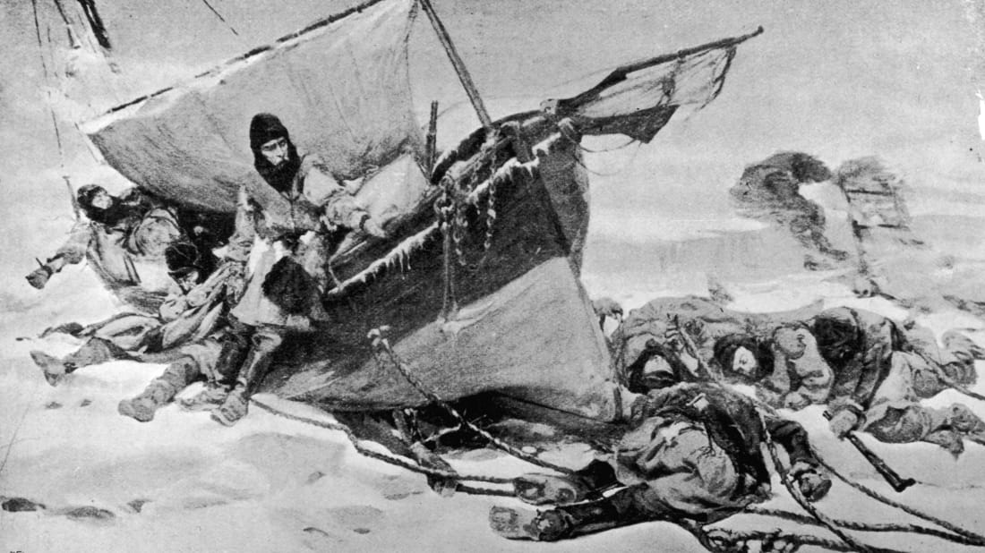 Expedition Made Successful Return From >> 19 Facts About The Franklin Expedition The Real Life Inspiration